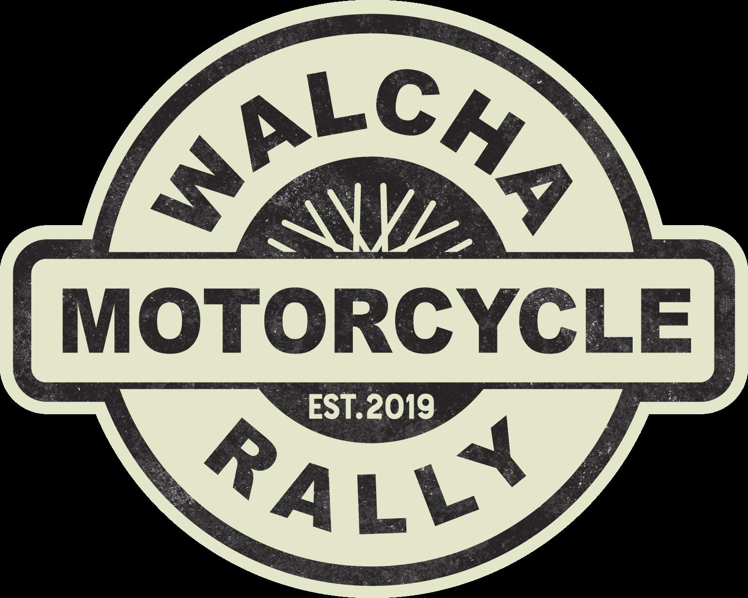Walcha Motorcycle Rally