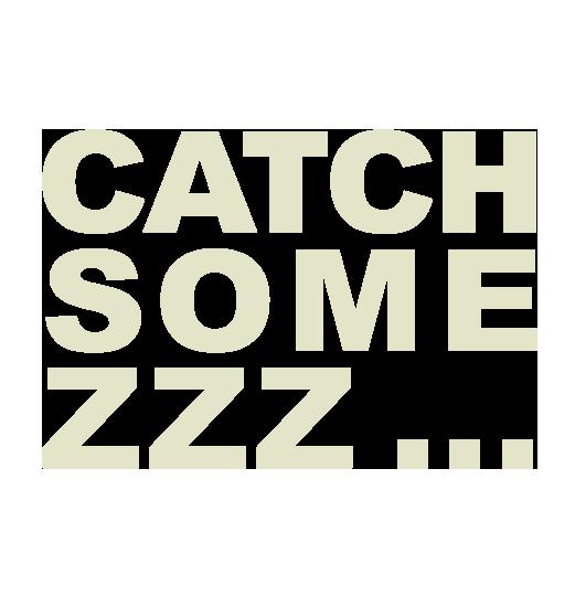CATCH SOME ZZ